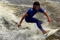 ウェイクボード・ボートサーフィン